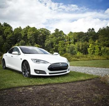 The Connected Car Tesla