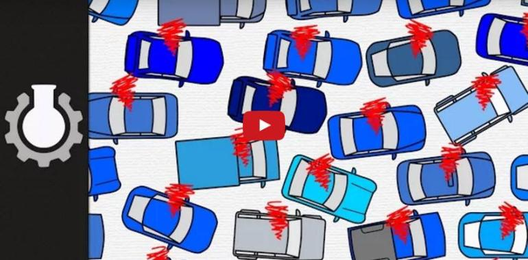 How the Connected Car Fixes Traffic Problems Video   Betsol
