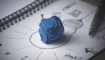 Pen Idea Bulb Paper | Betsol