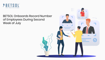 BETSOL Onboards Record Number of Employees During Second Week of July