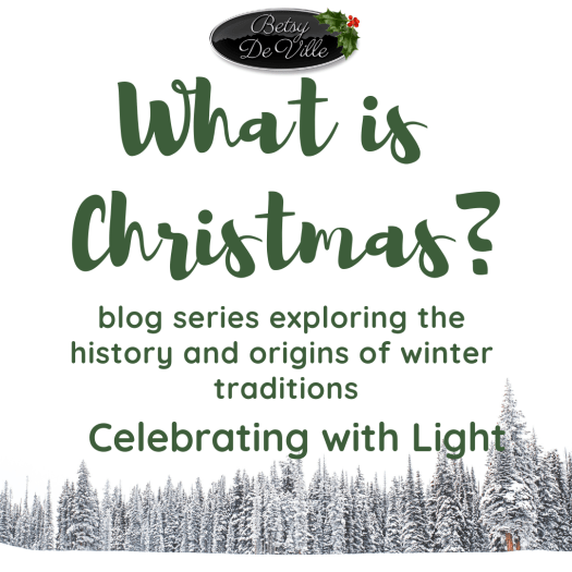 What is Christmas Celebrating with Light