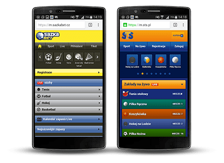 Mobile BetSys