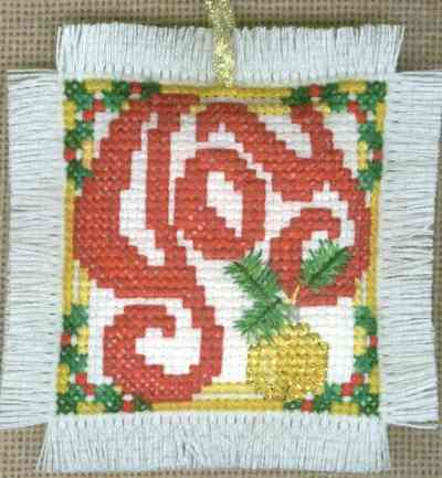 How To Join Sides In Cross Stitch