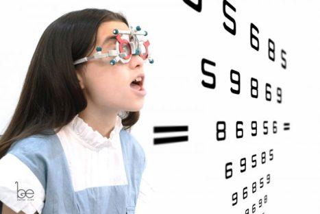 การวัดสายตาเด็ก