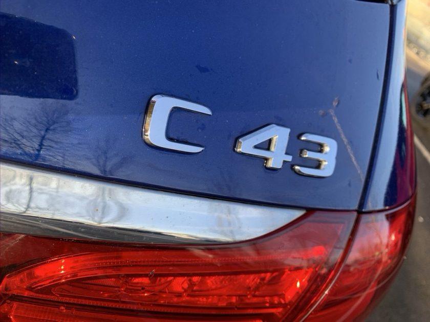 Merc C43