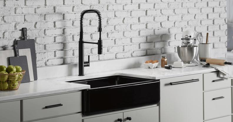 whitehaven cast iron kitchen sink