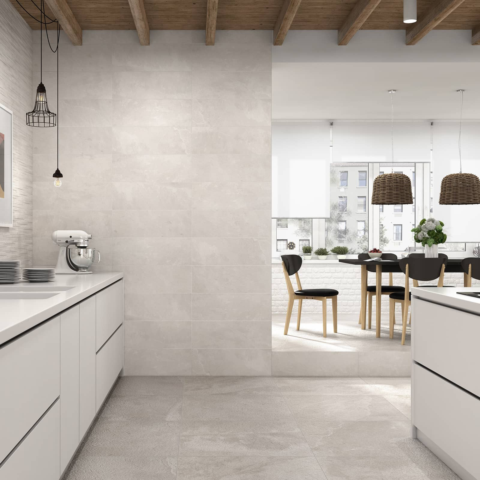 Terranova Blanco Floor Tile