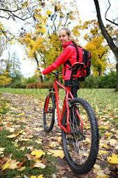 fall-bicycling
