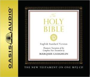 Audio Bible CD