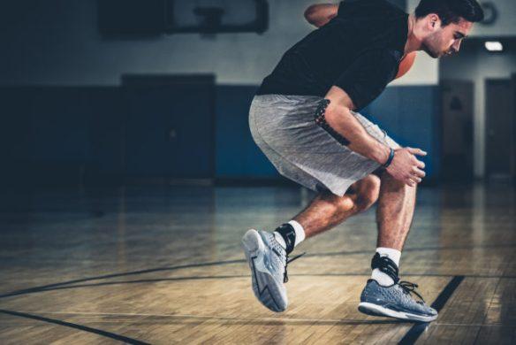 POD Ankle Brace for Basketball