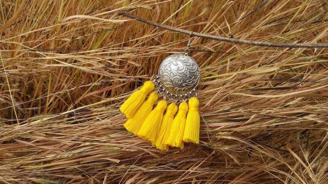 Handmade Tassel Jewellery