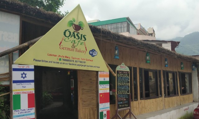 Oasis Cafe And German Bakery