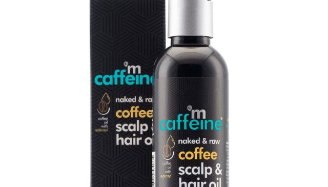 Mcaffeine Hairoil