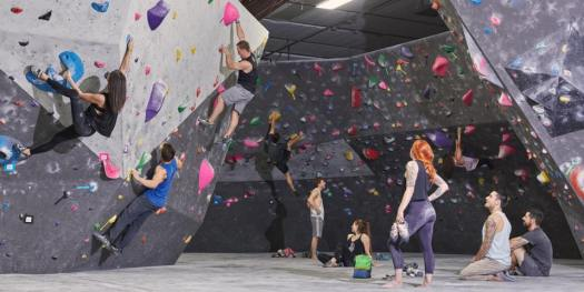 black rock bouldering gym image