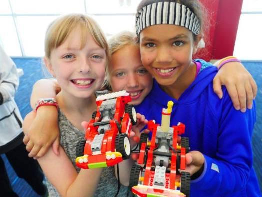 7 notes robotics camp