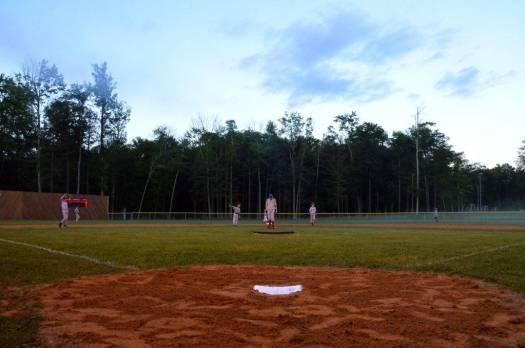camp chipinaw baseball diamond