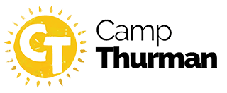 camp thurman logo image