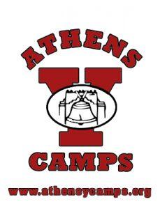 athens y camp logo
