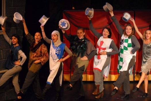 berkshire kids performing arts