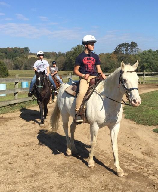 camp ondessonk horseriding
