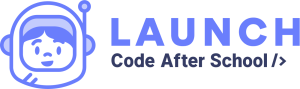 launch coding after school logo