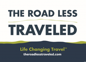 road less travelled logo