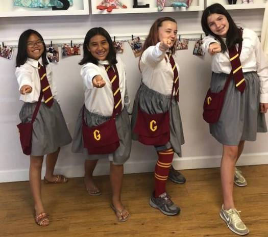 hogwarts griff sew fun