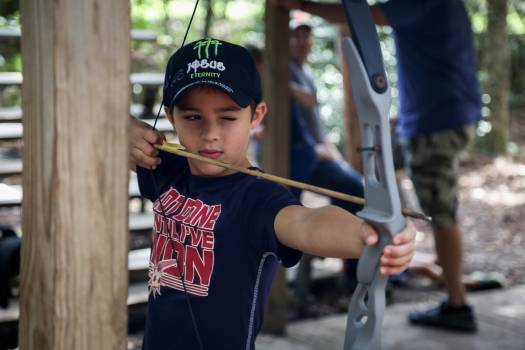 forest glen archery kids