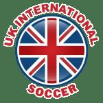 UK International Soccer logo