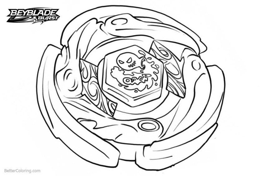 beyblade burst turbo coloring pages  irfandiawhite.co