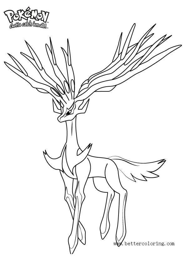 Voltron Printable Coloring Pagesrhguoblosco: Pokemon Coloring Pages Xerneas At Baymontmadison.com