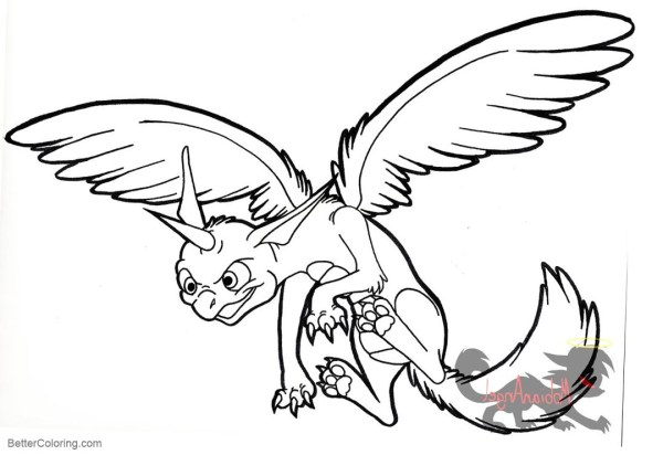 skunk coloring pages # 58