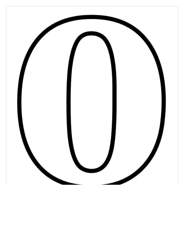 letter o coloring pages # 67