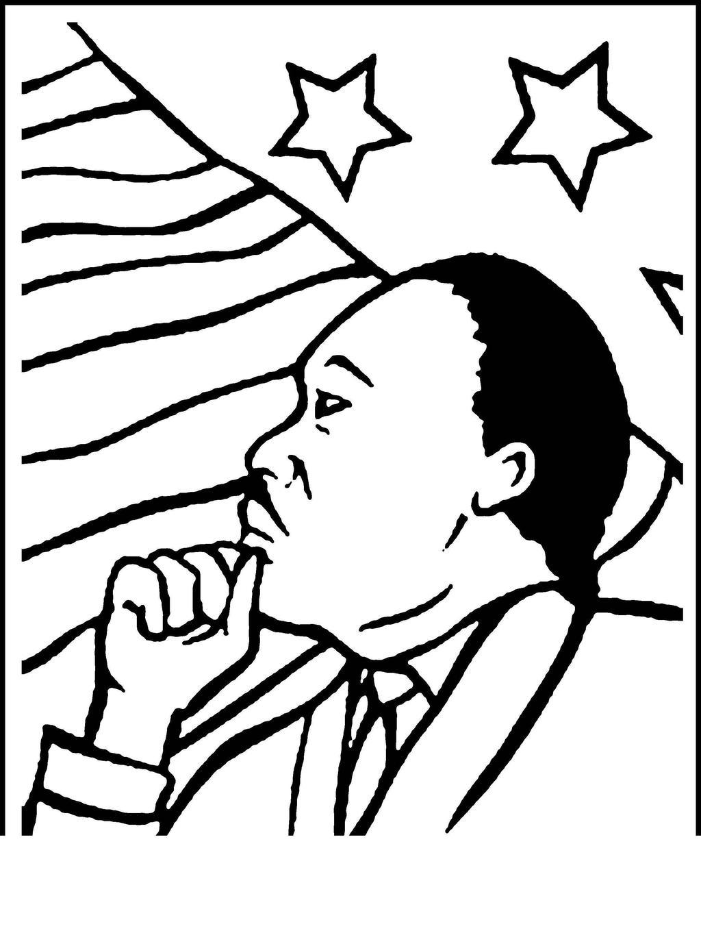 Mlk Worksheet Kindergarten