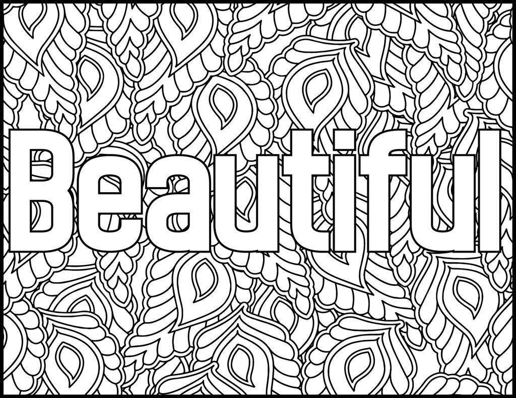 Inspirational Quotes Coloring Pages 62 Worksheet