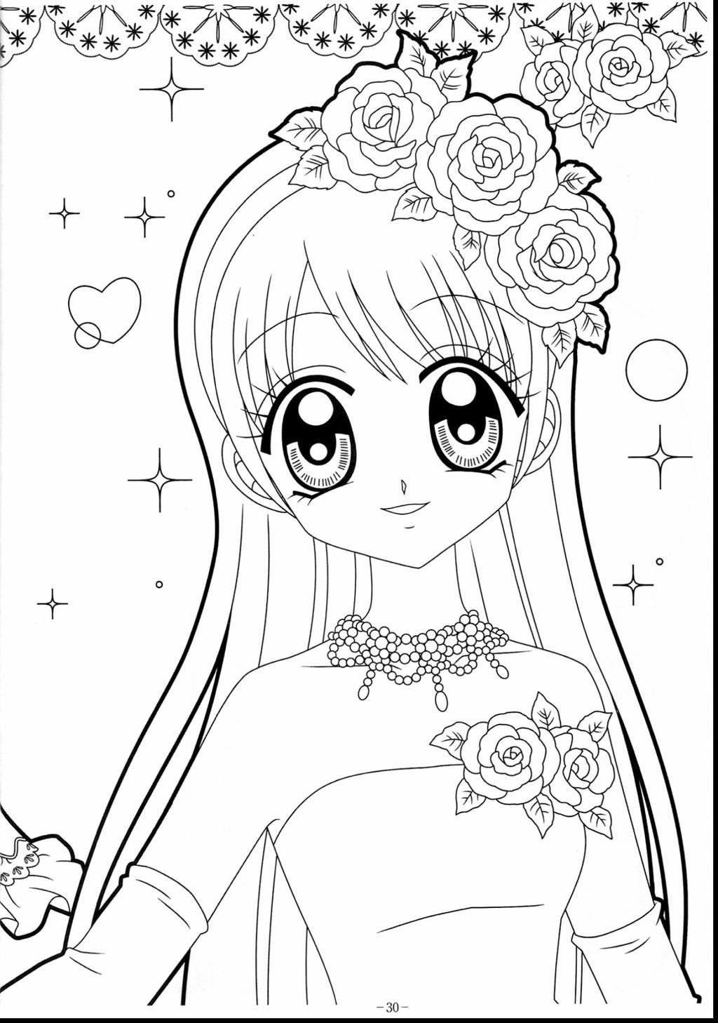 Manga Character Worksheet