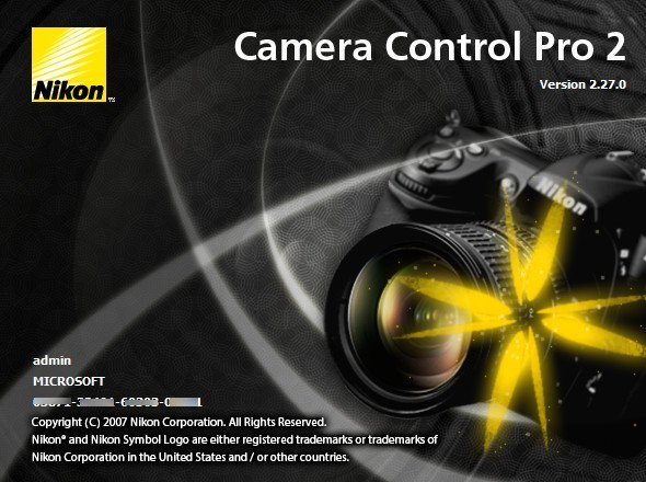 Nikon Camera Control Pro crack Patch
