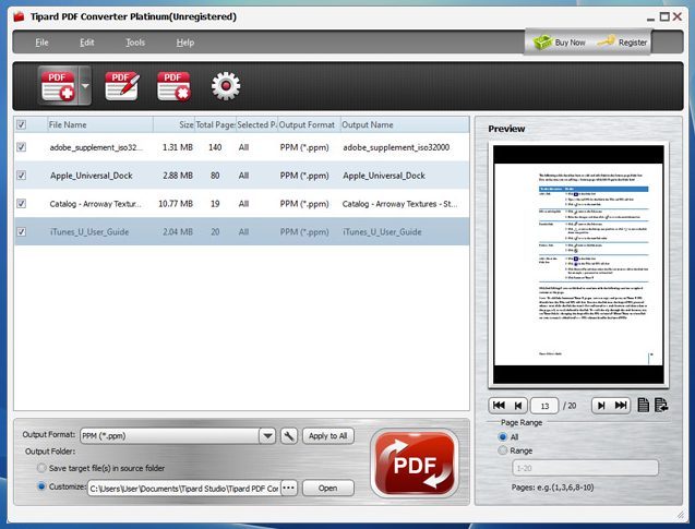 Tipard PDF Converter Platinum crack Patch