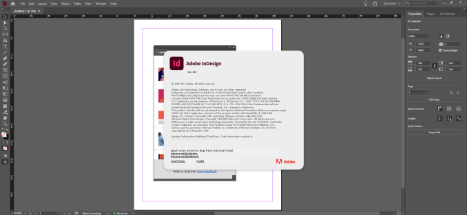 Adobe InDesign Free Download