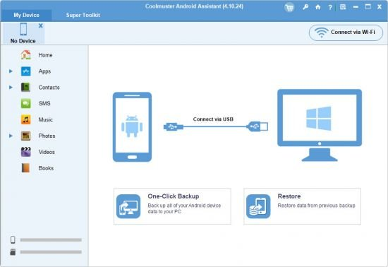 coolmuster android assistant Serial Key Download