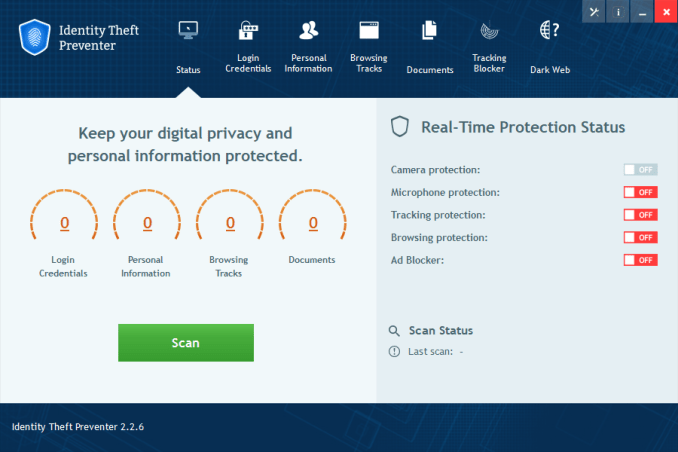 Identity Theft Preventer Crack Patch Download