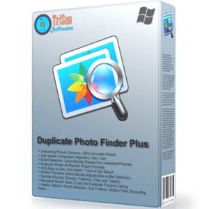 TriSun Duplicate Photo Finder Plus crack
