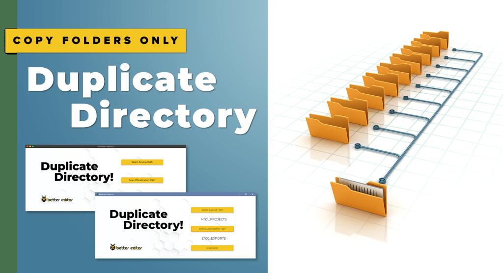 Duplicate Directory Thumb