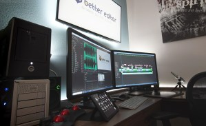 Read more about the article Pro Video Editing Desk Setup