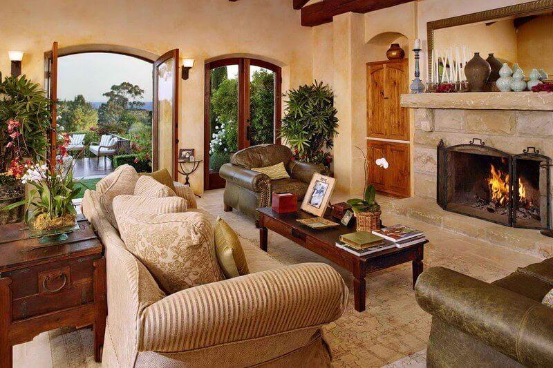 tuscan decor for home