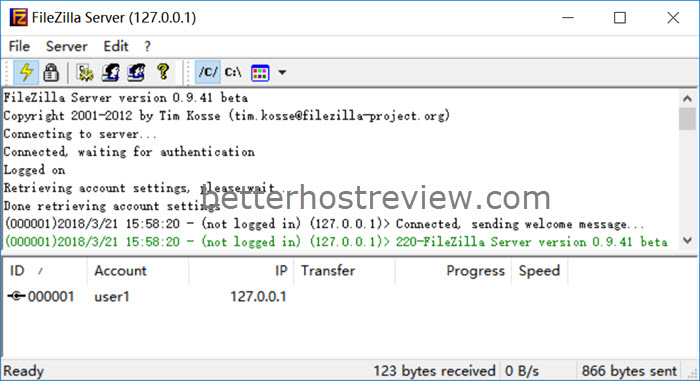 XAMPP FTP server – Better Host Review