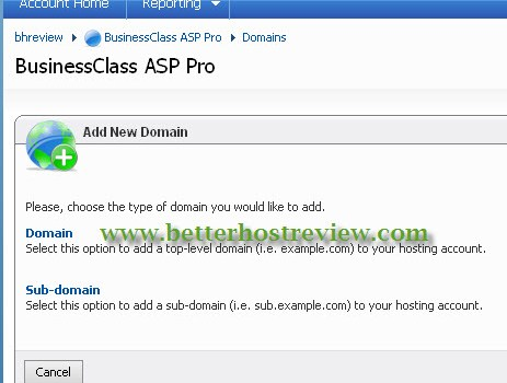 How to Add Domain & Subdomain to Arvixe in WebsitePanel?