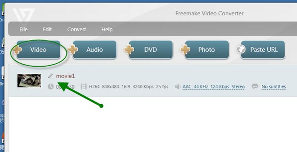 A Free Video Converter to Convert HTML5 Videos – Freemake