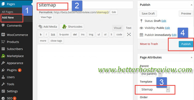 How To Create HTML Sitemap For WordPress Manually Without Plugin?