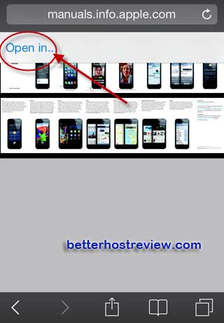 download pdf to iphone